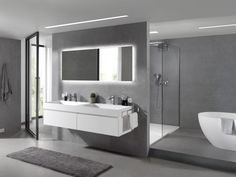 X2O | Balmani Forte solid surface hoek bad / Baignoire d\'angel solid ...