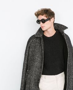STUDIO KNIT SWEATER-View all-Sweaters and cardigans-MAN | ZARA United States