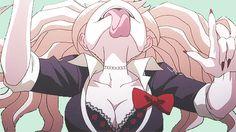 Dangonrompa's Class Queen of Despair: Junko Enoshima
