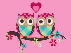 Colorful owl iphone wallpaper be creative pinterest i love owls i love pink owls even more voltagebd Image collections