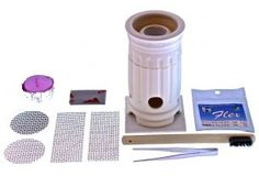 Checkout this cool new new PMC Flex kit, great for making charms, at http://www.goodsjapan.com