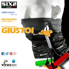SIXS tubo per il collo. Scegli la giusta protezione dal freddo, disponibile presso Virus Bike Salerno. virusbike@libero.it