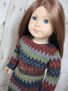 American girl by nayasdesigns at http://www.etsy.com/listing/166217956/18-inch-doll-clothes-american-girl-zig