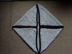 DSC06262 Origami, Gilet Crochet, Rosalie, Sleeveless Cardigan, Creations, Accessories, Disney, Shawl, Blouses