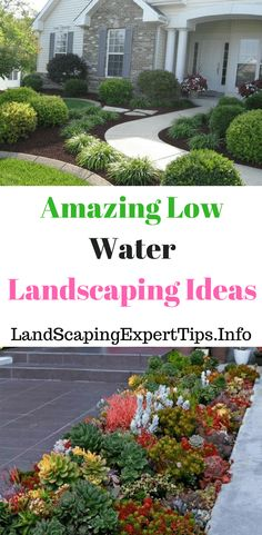 Low water landscaping ideas,front yards low water landscaping ideas,backyards low water landscaping ideas