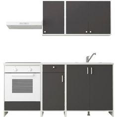 FYNDIG Wandschrank mit Türen - weiß/grau - IKEA | Home | Pinterest ...