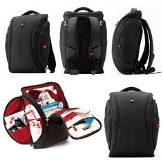 Boa Squeeze backpack - holds an impressive amount of stuff.