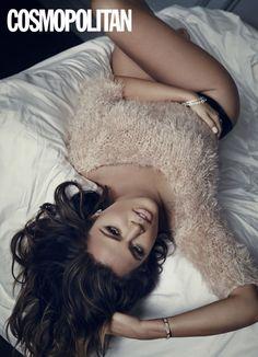 Khloe Kardashian in Cosmopolitan UK - beautyinnyc.com