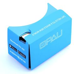 Amazon.com: [Newest Version 2] QPAU Virtual Reality 3D Glasses Google Cardboard DIY Kit -Clearer: Televisions & Video