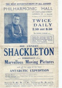 Re-pinned from The Shackleton Museum