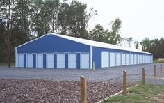 Mini-Warehouse Storage Units | Porter, Indiana | FBi Buildings