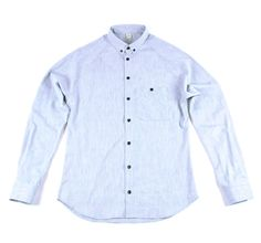 Loveless Collection – Alki Chambray Shirt (Long-sleeve)