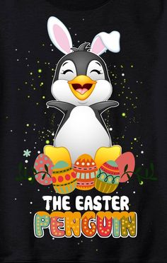 Easter Penguin