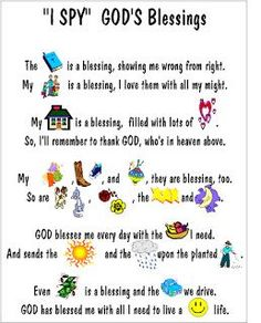 Hands On Bible Teacher: Elisha and the Widow / Use format with I Spy Bottles