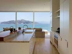 Sausalito Hillside by Turnbull Griffin Haesloop Architects