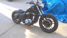 85 Honda vt700c shadow stitch9