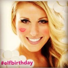 Join our #elfbirthday party and elfette yourself! Exclusively on Facebook!