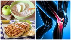 2 dietas para melhorar o estado dos ossos e articulações