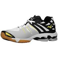 the latest 9e962 1122c Mizuno Wave Lightening Z Volleyball Shoe from Aries Apparel AriesApparel  Volleyball shoes Voleibol