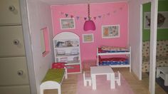 Toddler Bed, Barbie, Furniture, Home Decor, Homemade Home Decor, Home Furnishings, Decoration Home, Arredamento, Barbie Doll