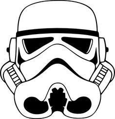 Star Wars Stormtrooper Vinyl Decal by VinylInfinity on Etsy, $5.00