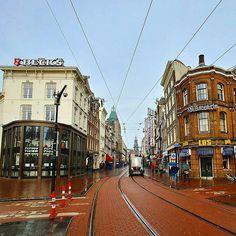 #amsterdam #reguliersbreestraat early in the morning