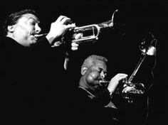 Cuban trumpeter Arturo Sandoval first met Dizzy Gillespie in Havana in 1977, when the American jazzman came to Cuba