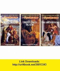 Set of 3 Rune Sword Adventures Vol. 1-3 (Rune Sword, Volume 1-3 Outcasts, Skrylings Blade,  The Dreamstone) Clayton Emery, Rose Estes and Tom Wham, J.F. Rivkin ,   ,  , ASIN: B0040L05AA , tutorials , pdf , ebook , torrent , downloads , rapidshare , filesonic , hotfile , megaupload , fileserve