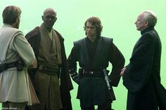 behind the scenes - Episode III