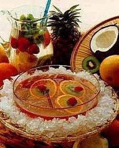 Receptbázis - Narancsos-bólé- - 1 dl narancslikőr,1 dl rum,1 üveg édes fehérbor,1 üveg édes pezsgő,4 db narancs,a narancs édességétõl függõen 10-15 dkg porcukor, - narancsokat gondosan,kockacukrokkal ledörzsölöm,narancshéjas cukrot,mély bóléstálba,narancsokat ezután,magokat eltávolítom,tálba teszem,rumot ráöntöm,tálat szorosan,hűtőszekrényben legalább,ugyancsak órák,, A narancsokat gondosan, meleg vízben megmosom, letörülgetem, majd a kockacukrokkal ledörzsölöm a héját. A narancshé... Punch Bowls, Table Decorations