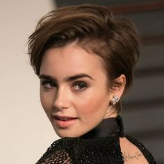 lilly-collins-pixie-hair