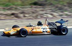 Peter Kenneth Gethin (GBR) (Bruce McLaren Motor Racing), McLaren M19A - Ford V8 (DNF)1971 German Grand Prix, Nürburgring Nordschleife