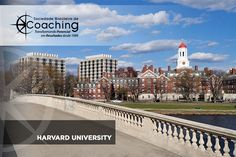 SBCOACHING leva coaches para Harvard University