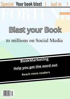 promote your Books to my social media groups Reach millions by lplindeman