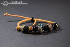 Glass beads By Kram Stjepana Glass Beads, Beaded Bracelets, Jewelry, Jewlery, Jewerly, Pearl Bracelets, Schmuck, Jewels, Jewelery