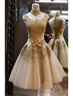 A wide selection of casual dresses,cute dresses and red dresses are at a discount and caradress recommends elegant gold lace homecoming dresses 2017 high neck sleeveless with bow women cocktail party gowns real photos short prom gown greatly. Elegant Dresses For Women, Pretty Dresses, Casual Dresses, Short Dresses, Dresses Dresses, Dresses 2016, Mini Dresses, Sweet 16 Dresses Gold, Short Gold Dress