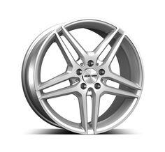 Mythos Silver Alloy wheel / Cerchio in lega Mythos Silver Side