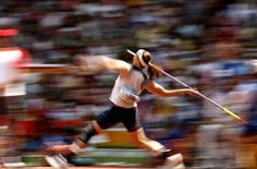 Javelin Throw    World's Latest Sports Events: Olympics - Day 11 Photos