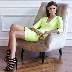 """""""Be bold. Be sexy. @herveleger #dress # #wearitloveit"""""""