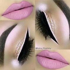 Full Makeup, Glam Makeup, Makeup Art, Makeup Tips, Makeup Looks, Makeup Products, Makeup Trends 2017, Winter Makeup, Eye Make Up