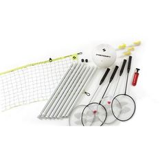 #Lowes_Canada: $20.99 or 31% Off: [Lowe's]Lowes Sportcraft Badminton/Volleyball Combo Set $14.00 http://www.lavahotdeals.com/ca/cheap/loweslowes-sportcraft-badminton-volleyball-combo-set-14-00/110395