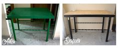 Diyambo: DIY Mesa de trabajo / DIY Work Table