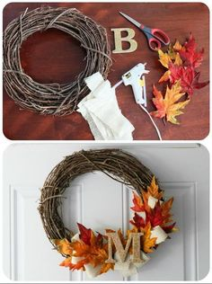 Thanksgiving Decor I