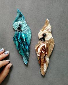 Дружок-попугай в новом, сочном цвете Какой вам больше нравиться, персиковый или бирюзовый?) Лично я не могу определится