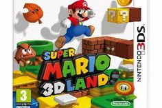 Nintendo Super Mario Land 3D on Nintendo 3DS Mario veterans will have played a 3D Mario game before but not like this!Super Mario sees Mario into a 3D world where for the first time you can see the depth of the land rather than a rendered 3D gam http://www.comparestoreprices.co.uk/playstation-games/nintendo-super-mario-land-3d-on-nintendo-3ds.asp
