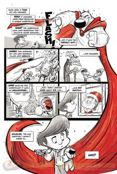 Preview: Herobear and the Kid: Saving Time #1, Page 5 of 8 - Comic Book Resources