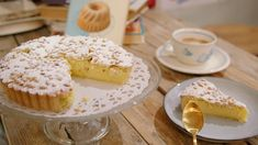 Torta della nonna   Dagelijkse kost