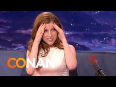 Misogynistic Rapper Anna Kendrick Has A Dirty Taco Bell Secret - CONAN on TBS - YouTube *this would be a great scene to animate!!