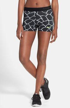Nike 'Pro - Giraffe' Dri-FIT Shorts