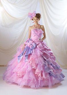 dball ~ dress ballgown http://www.marieprom.co.uk/prom-dresses-uk